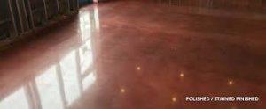 Garage flooring floor coverings Concrete contractors OKC